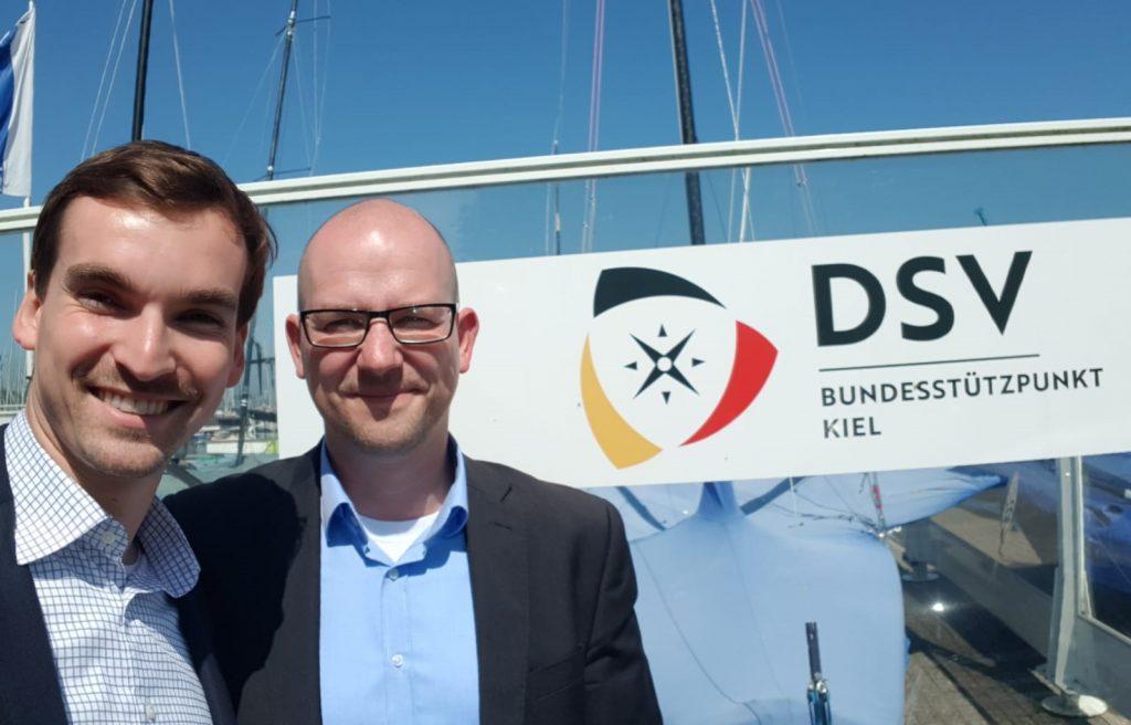 """DSV launcht Marke """"Segelsport Deutschland"""""""
