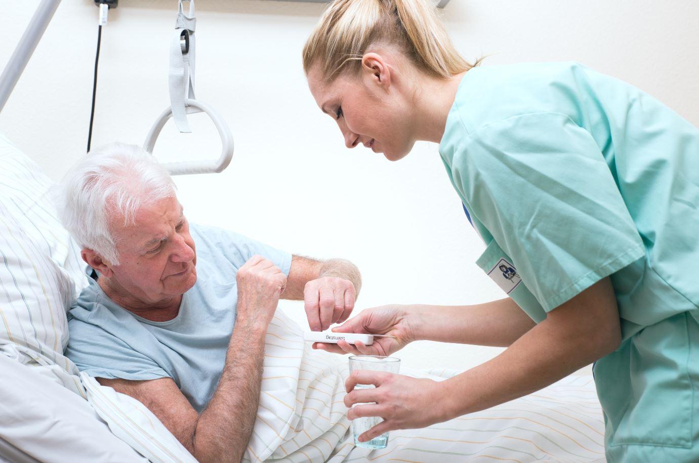 Präventionskonzept für Pflegekräfte geht in die Umsetzungsphase