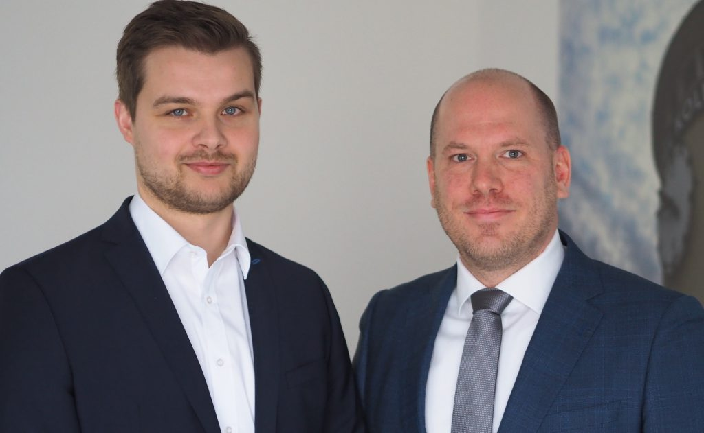 rosenbaum nagy holt Sebastain Satzvey und Daniel Beckers ins Beraterteam