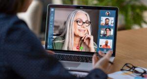 Videokonferenz bei rosenbaum nagy