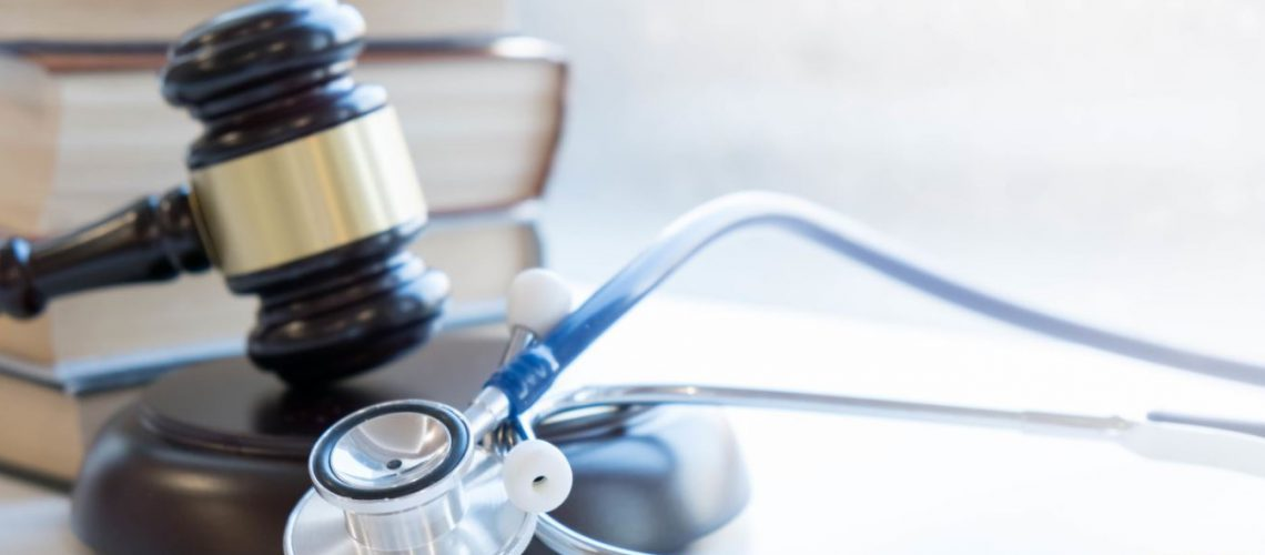 Symbolbild Gesetze Gesundheitswirtschaft